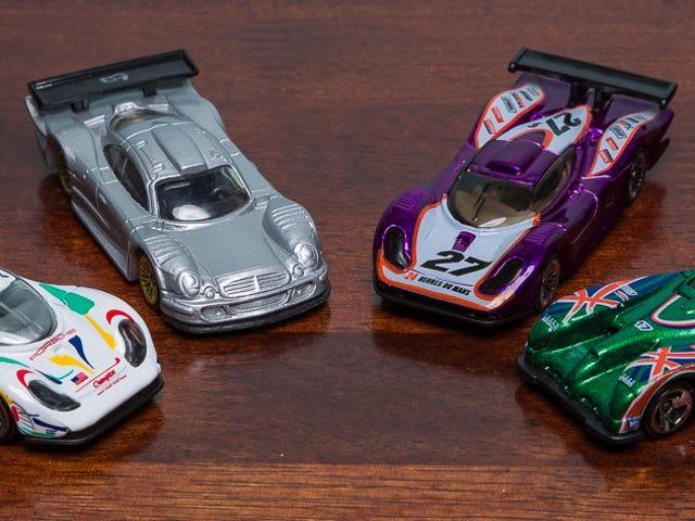 1990 uthållighet racers