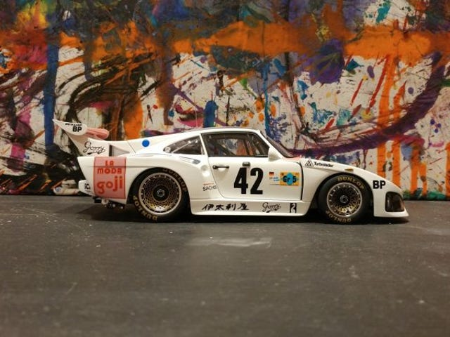 LaLD Engine Week: 6 Cylinders - Porsche 935K3/80