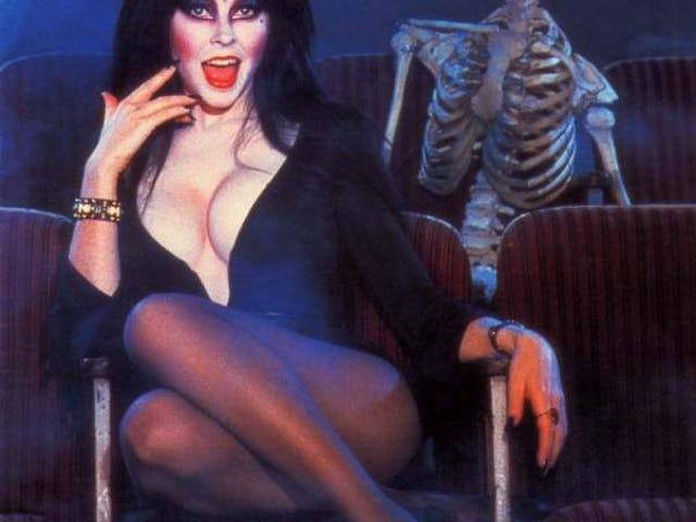 Un classique du Talk Show Clip pour Halloween (1986)