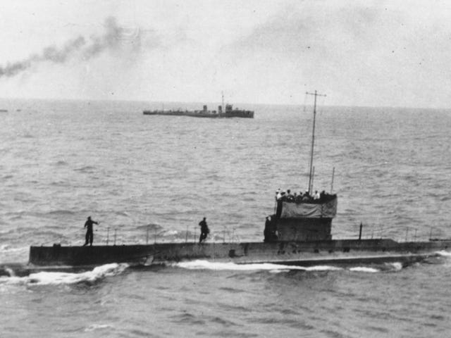 Sunken Australian Submarine From WWI Finally Found After 103 Years