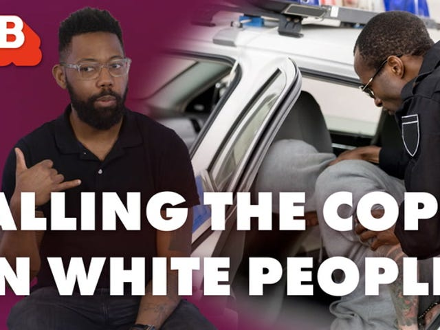 Why Calling the Cops on White People Is a Great Form of Self-Care