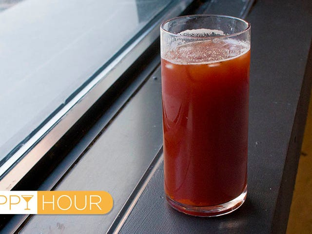 A Recipe for Your Hangover Michelada That's Impossible to Screw Up