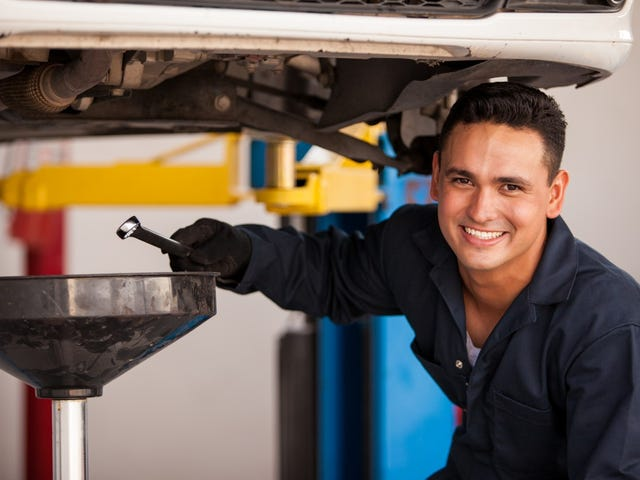 Changing Oil - Cold engine or warm engine?