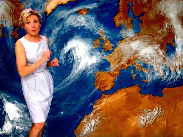 I 2014 forestilte et tv sig, hvordan vejret ville være i 2050. Han havde 31 år tilbage