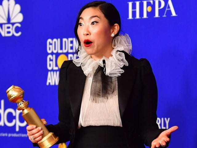 Here Are All Your 2020 Golden Globe Winners