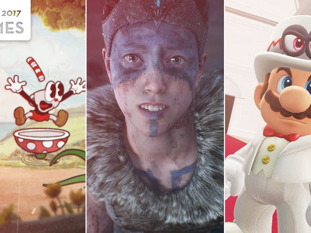 The A.V. Club's favorite games of 2017
