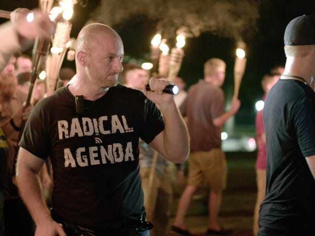 Nazi Tears: Christopher Cantwell Arrested by FBI