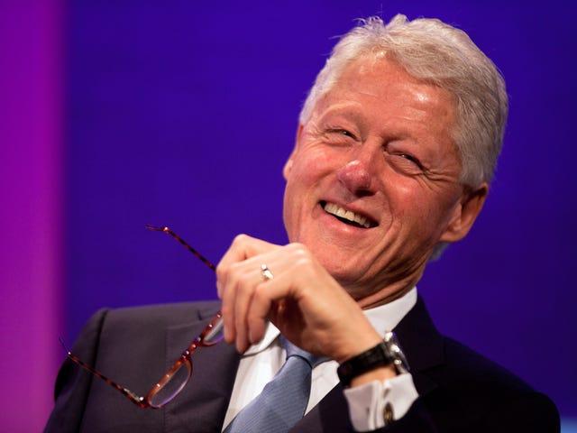 Bill Clinton Tidak Percaya Dia Mendapatkan Monica Lewinsky yang Apology, dan Memaksudkan Dia Dia Mangsa Sebenar
