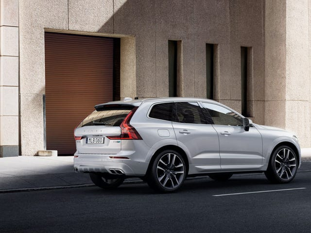 The Volvo XC60 PolestarHas Almost As Much Power As A Corvette