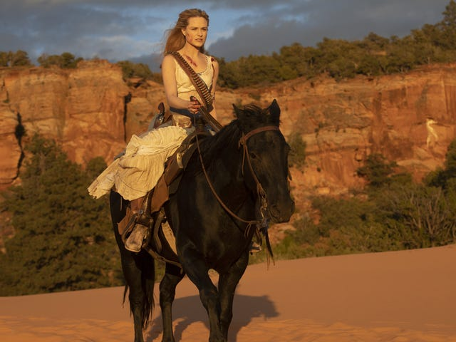 The Westworld Finale Was a Beautiful, Bonkers Mess