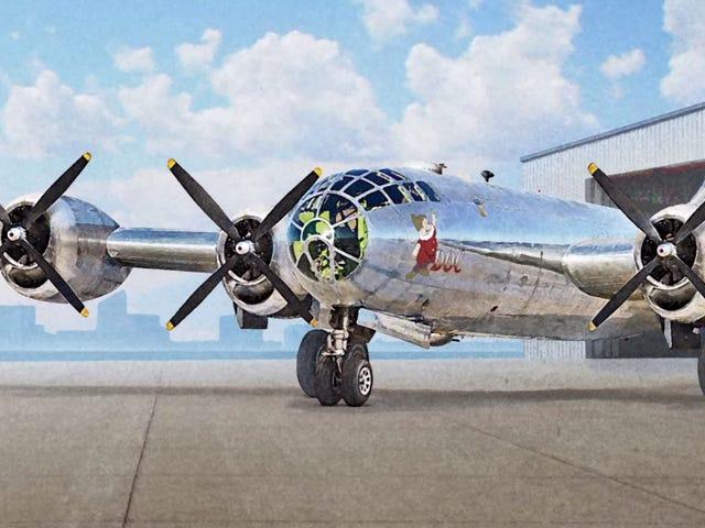 Er zijn ongeveer <i>Two</i> Airworthy B-29&#39;s