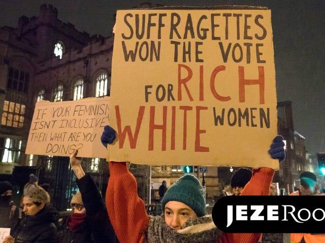 Jezebel + The Root + Women's History Month = JezeRoot