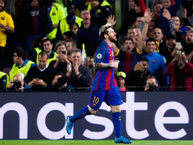 Lionel Messi skal virkelig hader Pep Guardiola og England
