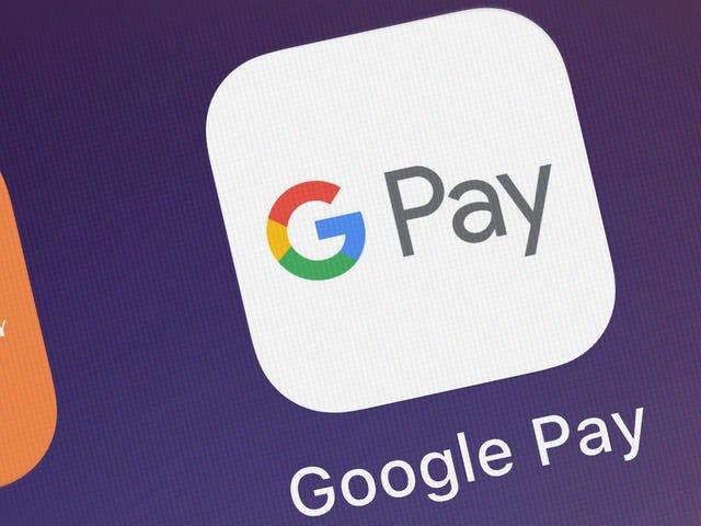 Cara Akses Antara Muka Google Bayar di Android