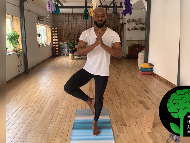 Γιόγκα είναι η αυτο-φροντίδα μου: Περισσότεροι μαύροι άνδρες πρέπει να αναπνεύσουν