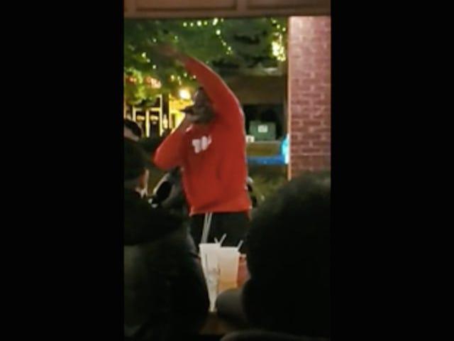 "Sure, Here's Dwight Howard Singing ""Get Low"" At Karaoke"