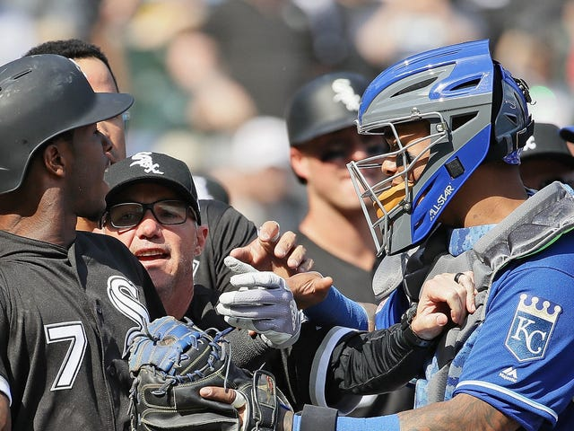 Report: MLB Suspends Tim Anderson One Game For Calling Honky The N-Word