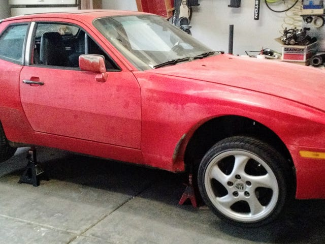 What's Wrong With my Porsche 944 Turbo