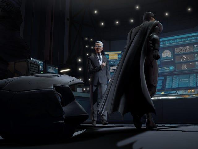 Telltales Batman beginnt am 2. August