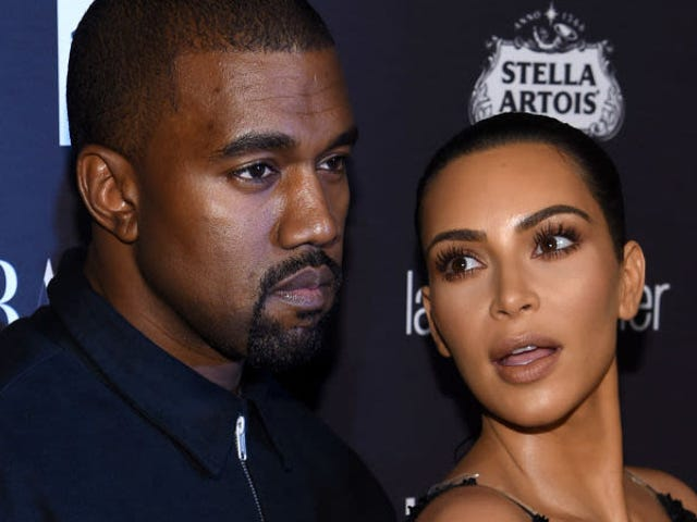 Kim Kardashian Was Very Pleased to Receive Stocks From Kanye West for Christmas