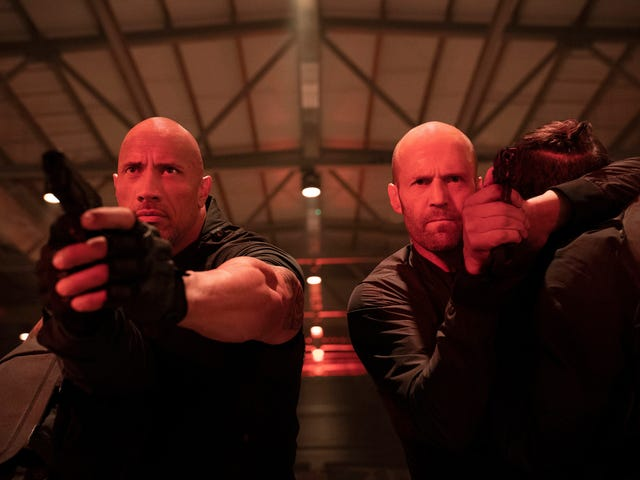 Hobbs & Shaw is the silliest Fast & Furious movie yet, but far from the best