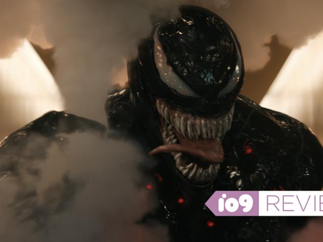 <i>Venom</i> είναι μια εκπληκτικά σταθερή ταινία δράσης που απλά θέλει να σας δείξει μια καλή στιγμή