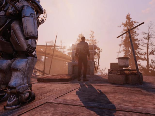 Modders gjør <i>Fallout 76</i> Mindre frustrerende å spille <em></em>