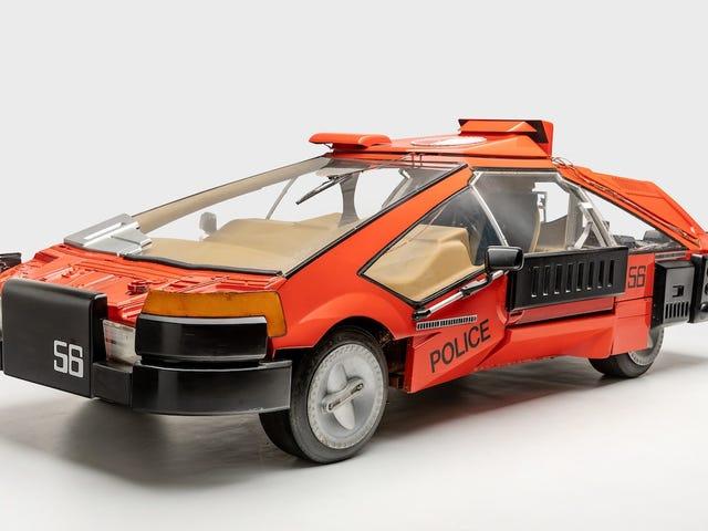 El Museo de Los Ángeles abre una nueva exposición de vehículos distópicos de películas como <i>Blade Runner</i> y <i>Mad Max: Fury Road</i>
