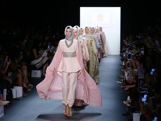 Indonesian Fashion at NYFW