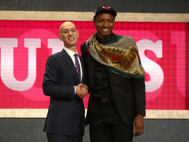 Wendell Carter Jr.'s Black Panther-Inspired NBA Draft Outfit Is the Blackest Thing That Ever Happened This Week