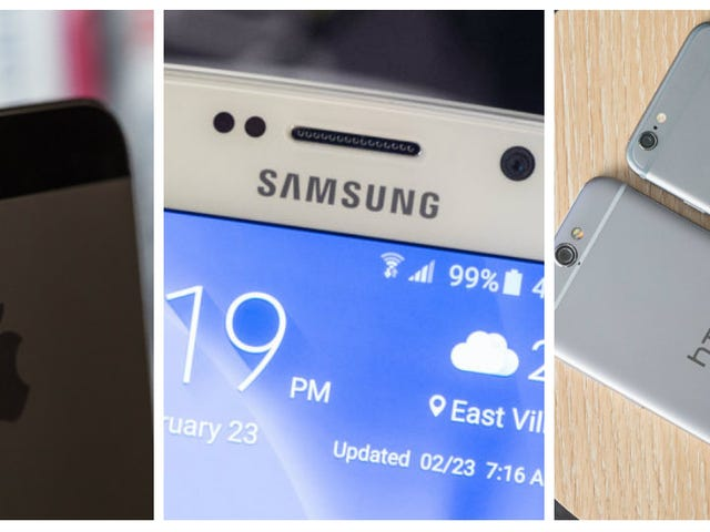 Tämän viikon Tech Rumors, Smartphone Edition