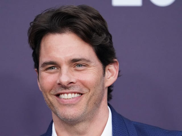 James Marsden might help lead the forces of niceness in CBS All Access' The Stand