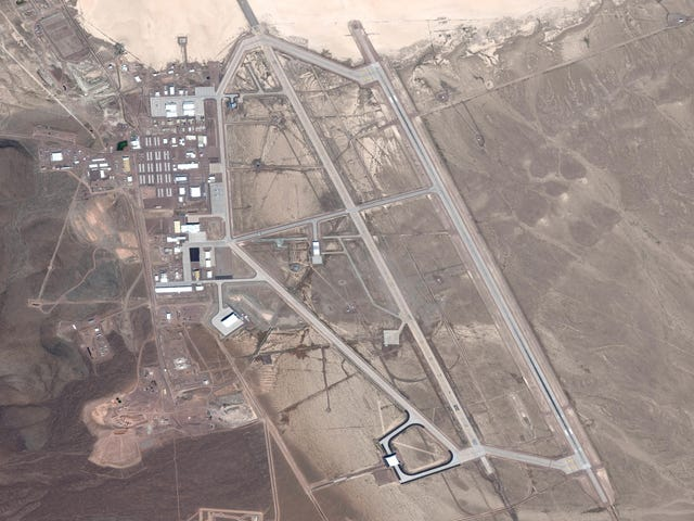 Here's What You'll Face When You Try to Invade Area 51