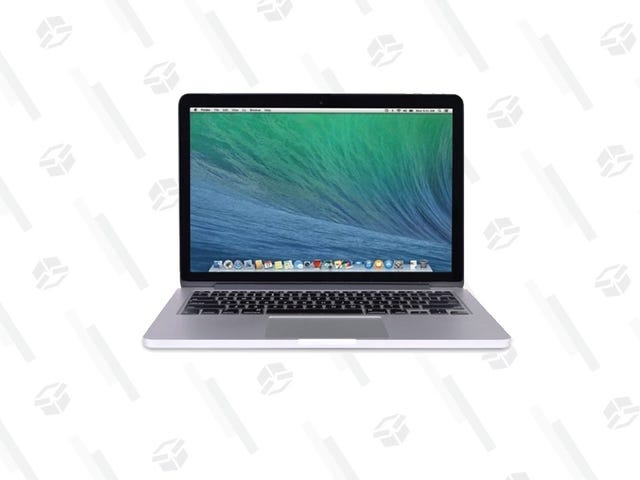 Get a Refurbished MacBook Pro for a Decent $444