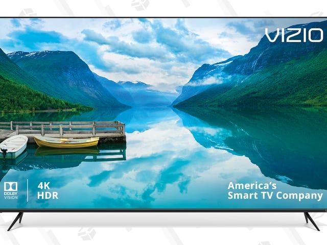 """Vizio's Stunning 65"""" M-Series 4K TV Has Never Been Cheaper"""