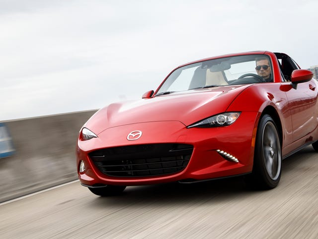 You Can Get an Awesome Discount on a New MX-5 Miata if You Live in the Right Area (Updated)
