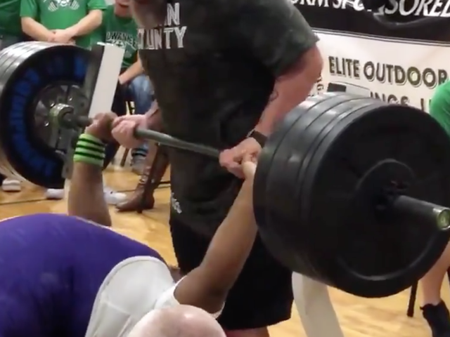 15-Year-Old Mahailya Reeves Pleases Our Ancestors by Bench Pressing 355 Pounds in Viral Video