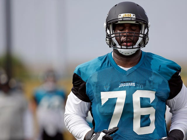 Branden Albert Retires Before Ever Playing A Down With The Jaguars