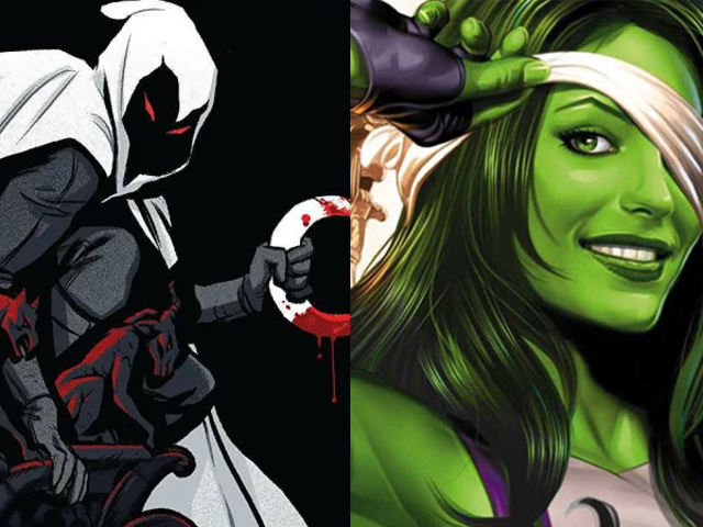 Moon Knight and She-Hulk Are Heading to Disney+, and All the Other Marvel Streaming News From D23