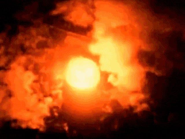 Alla de största kärnkraftsexplosionerna i historien