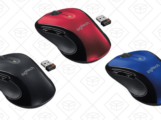 Grab One of Your Favorite Desktop Mice For $14
