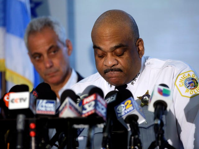 Chicago Police Have Been Compiling Dossiers on People Who Speak at Police Board Meetings