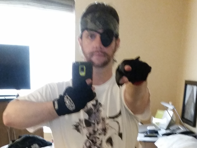 io9 Halloween Costume Show Week 3: Snake, This Is a Sneaking Mission