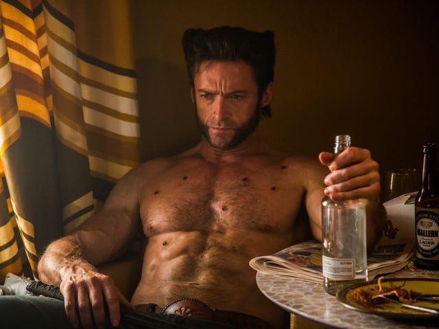<i>Birdman</i> inspirerade Hugh Jackman att spela Wolverine &quot;Till jag dör&quot;