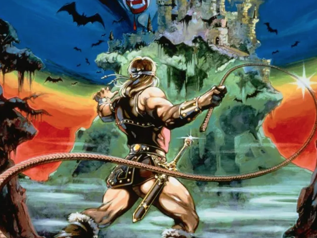 Menghancurkan Dunia Intens Castlevania Speedrunning