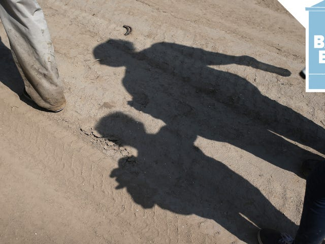 The Federal Government Has Been Misplacing Thousands of Migrant Children