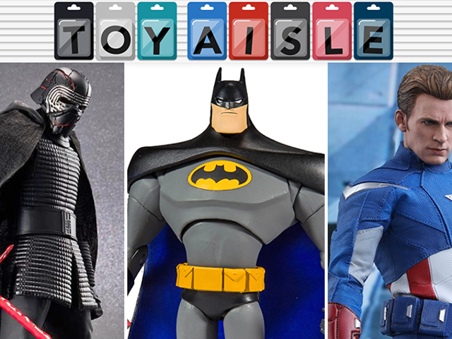 This Week's Best Toys Include America's Ass and So Many Batmans (So Many)
