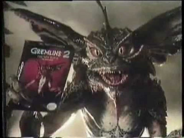 Late TAY Retro: Nintendo Entertainment System |  Gremlins 2: The New Batch |  Kampanjmaterial (NA