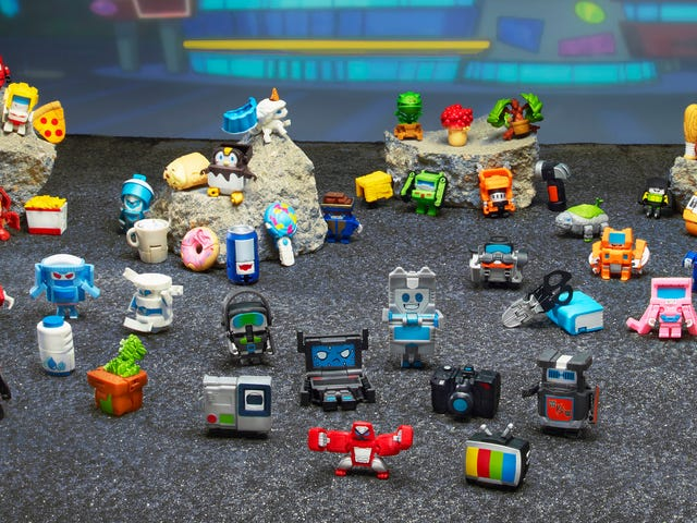 Transformers Change Into Tiny Cheap Collectibles