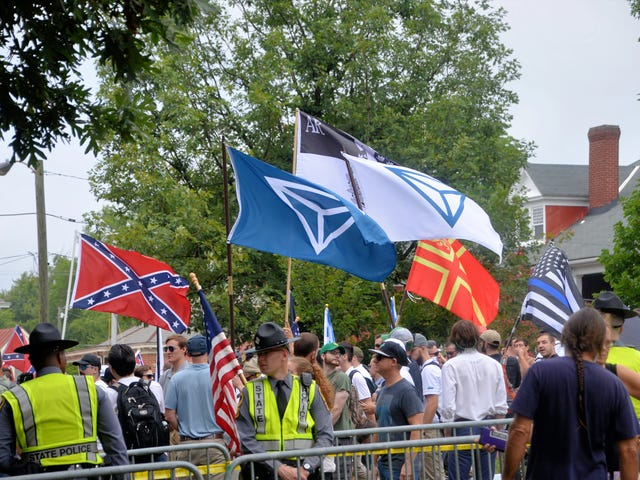 White Supremacist Propaganda Doubles for 2nd Straight Year With Subtler Messaging, According to New Report